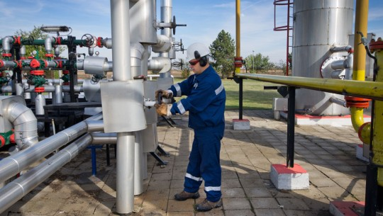 Onshore Metering in Gas Pump Stations