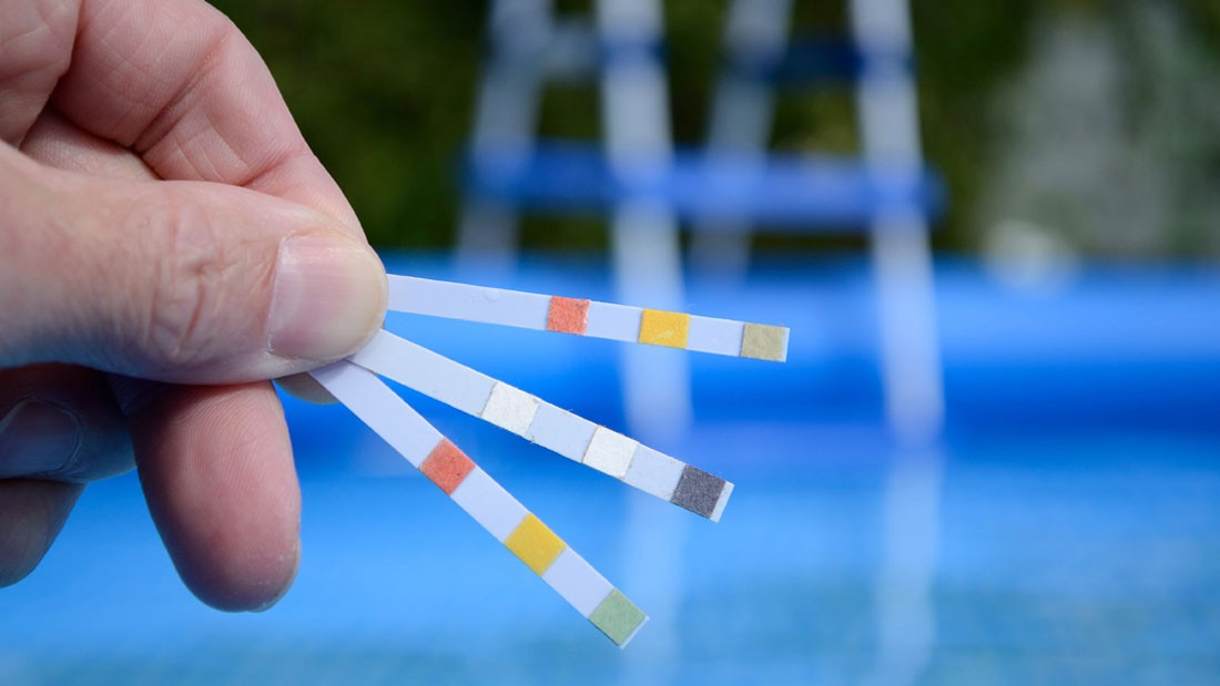Disinfection using Chlorine and Electrolysis in Public Swimming Pools