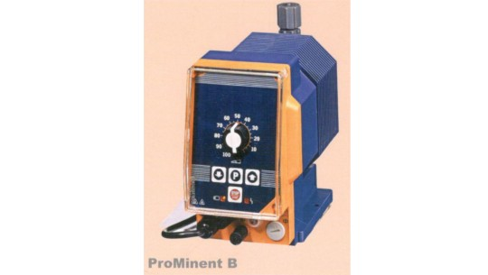 "ProMinent Electronic dosing pump type ""B"" - ProMinent"