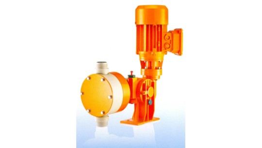 ProMinent Motorised metering pump type