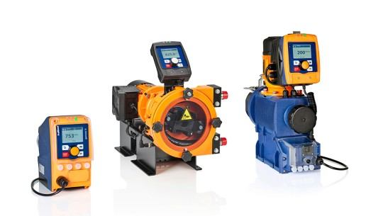 Metering Pumps - ProMinent