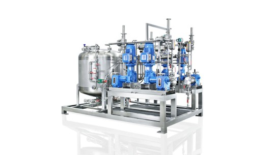 Metering Systems for Liquids