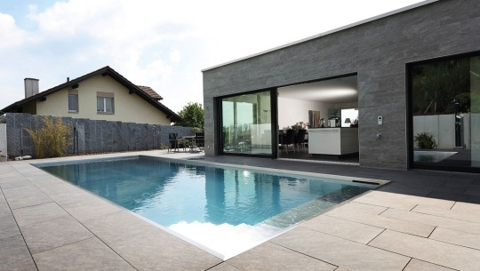 Modern control technology for your home and pool - ProMinent