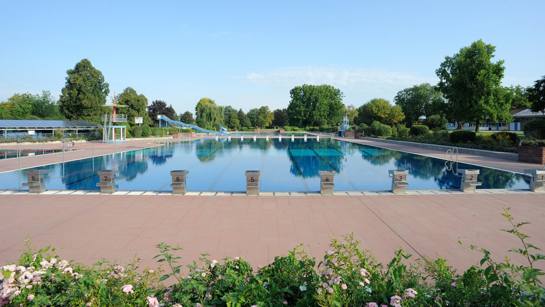 Sustainable pool operation in Heidelberg